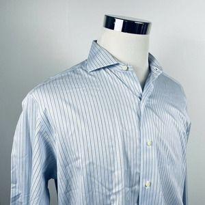 Brooks Brothers 15 1/2 35 Non Iron Dress Shirt